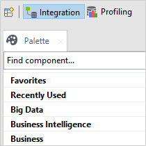 Datenblatt Talend Big Data Integration